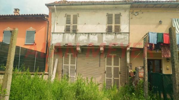 Villetta a schiera in vendita a Quargnento, Con giardino, 80 mq
