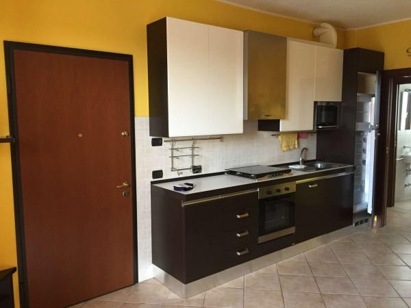 Appartamento in vendita a Varese, Giubbiano, Con giardino, 60 mq - Foto 6