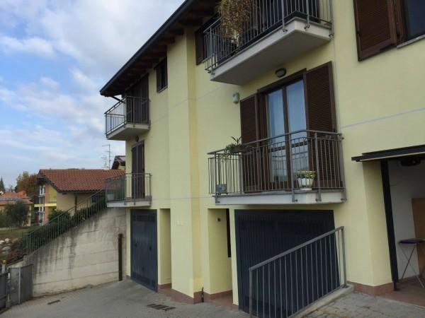 Appartamento in vendita a Varese, Giubbiano, Con giardino, 60 mq - Foto 10