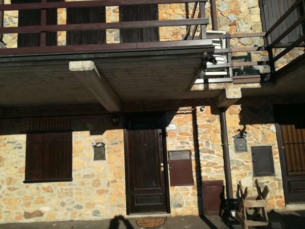 Appartamento in vendita a Roburent, San Giacomo, Arredato, con giardino, 55 mq - Foto 4