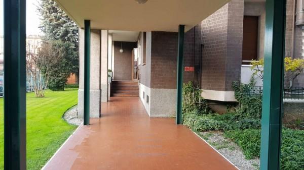 Appartamento in vendita a Muggiò, Semi-centro, Con giardino, 75 mq - Foto 15