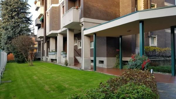 Appartamento in vendita a Muggiò, Semi-centro, Con giardino, 75 mq - Foto 17