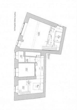 Appartamento in vendita a Milano, Carrobbio, 180 mq - Foto 3