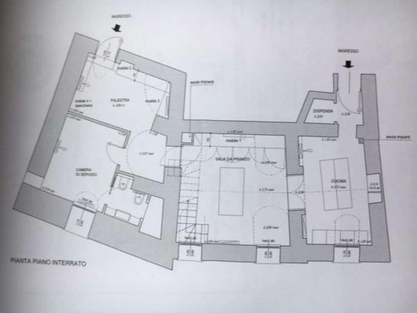 Appartamento in vendita a Milano, Carrobbio, 180 mq - Foto 2