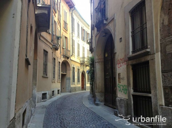 Appartamento in vendita a Milano, Carrobbio, 180 mq
