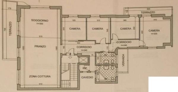 Appartamento in vendita a Chiavari, Centro, 150 mq - Foto 2