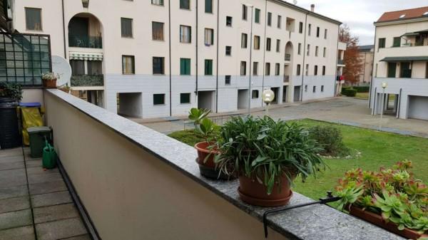 Appartamento in vendita a Muggiò, San Carlo, Con giardino, 88 mq - Foto 6