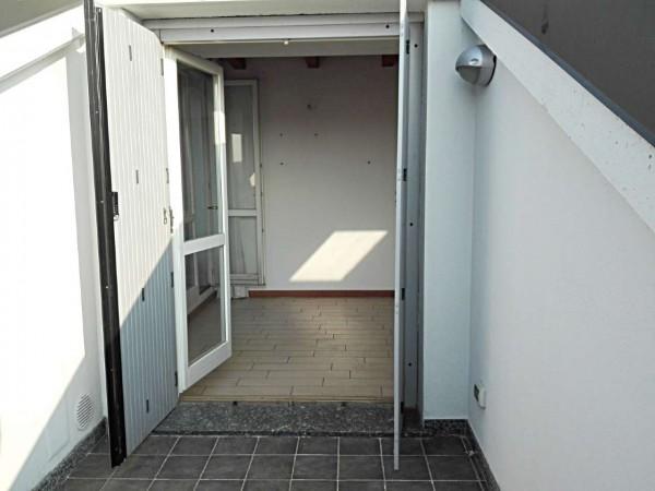 Appartamento in vendita a Vedano al Lambro, Parco, 113 mq - Foto 18