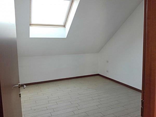 Appartamento in vendita a Vedano al Lambro, Parco, 113 mq - Foto 6