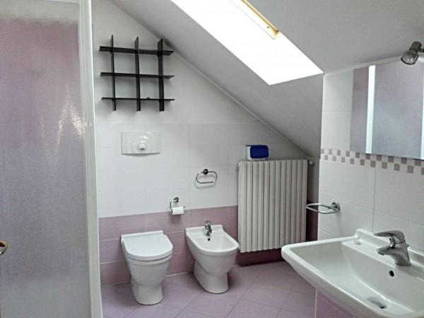 Appartamento in vendita a Vedano al Lambro, Parco, 113 mq - Foto 11