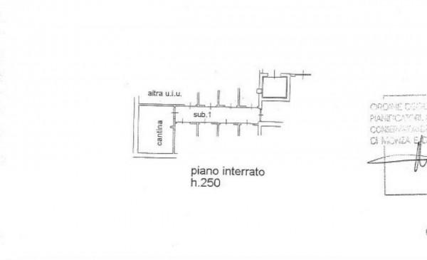 Appartamento in vendita a Vedano al Lambro, Parco, 113 mq - Foto 2