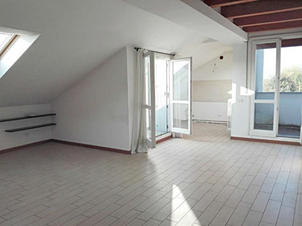 Appartamento in vendita a Vedano al Lambro, Parco, 113 mq - Foto 21