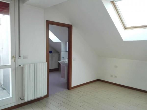 Appartamento in vendita a Vedano al Lambro, Parco, 113 mq - Foto 13