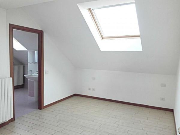 Appartamento in vendita a Vedano al Lambro, Parco, 113 mq - Foto 14