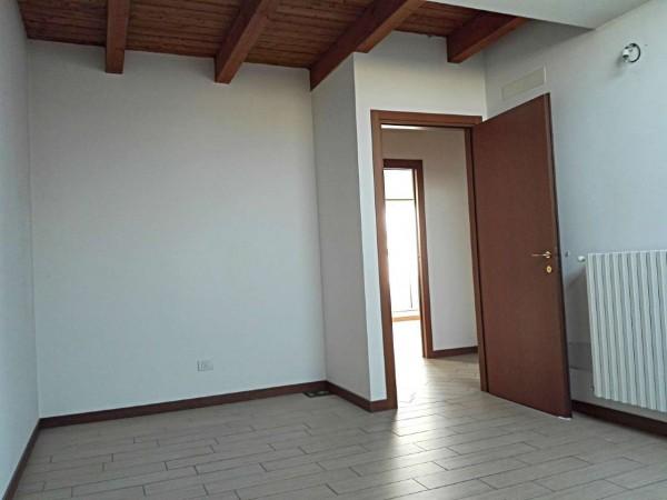 Appartamento in vendita a Vedano al Lambro, Parco, 113 mq - Foto 12