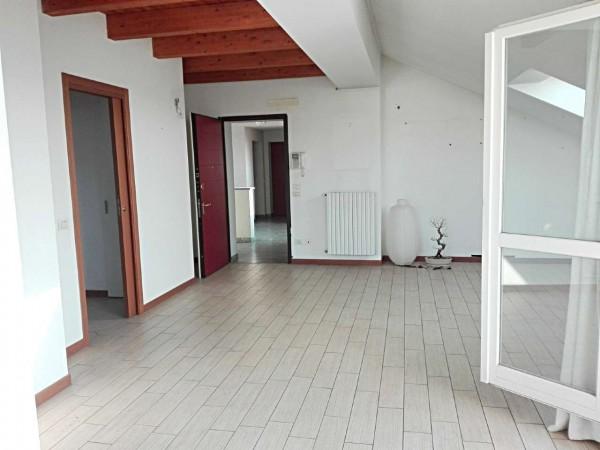 Appartamento in vendita a Vedano al Lambro, Parco, 113 mq - Foto 22