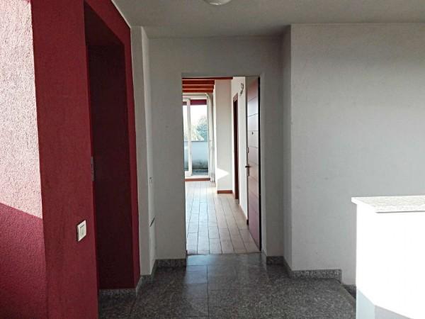 Appartamento in vendita a Vedano al Lambro, Parco, 113 mq - Foto 4