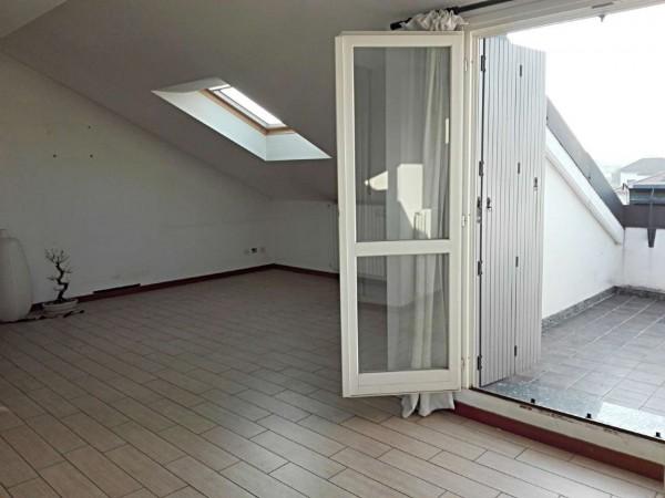 Appartamento in vendita a Vedano al Lambro, Parco, 113 mq - Foto 19