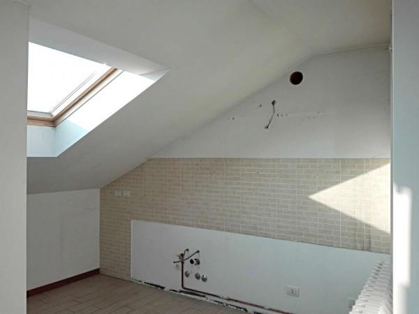Appartamento in vendita a Vedano al Lambro, Parco, 113 mq - Foto 10
