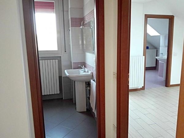 Appartamento in vendita a Vedano al Lambro, Parco, 113 mq - Foto 17