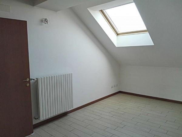 Appartamento in vendita a Vedano al Lambro, Parco, 113 mq - Foto 7