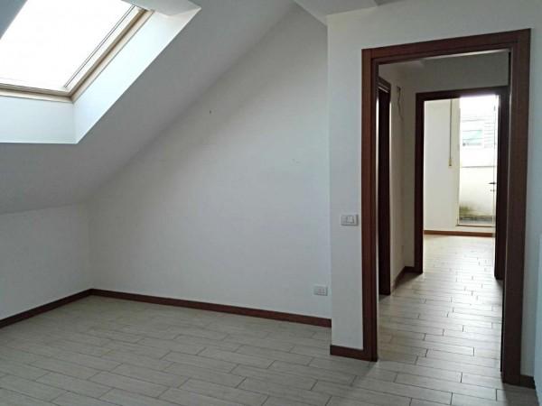Appartamento in vendita a Vedano al Lambro, Parco, 71 mq - Foto 23