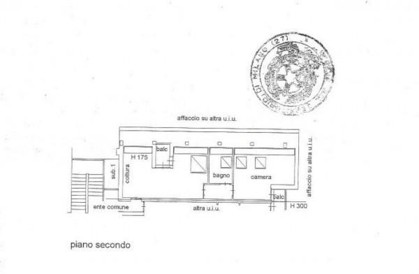 Appartamento in vendita a Vedano al Lambro, Parco, 71 mq - Foto 2