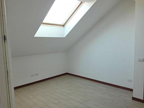 Appartamento in vendita a Vedano al Lambro, Parco, 71 mq - Foto 8