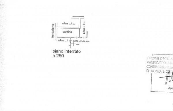 Appartamento in vendita a Vedano al Lambro, Parco, 71 mq - Foto 3