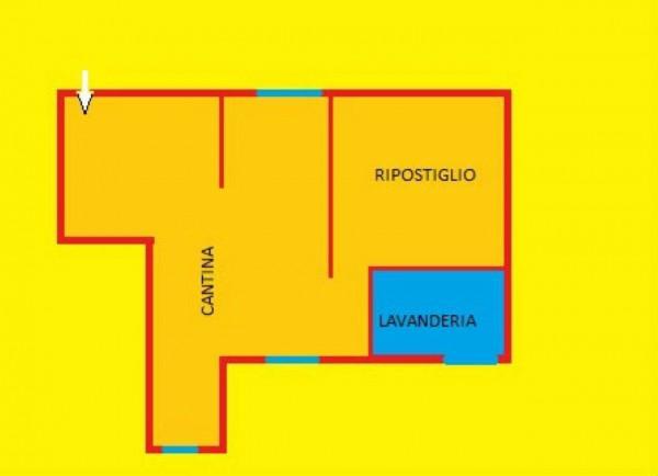 Appartamento in vendita a Forlì, Buscherini, Con giardino, 73 mq - Foto 2