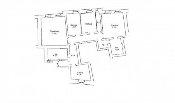 Appartamento in vendita a Siena, 192 mq - Foto 13
