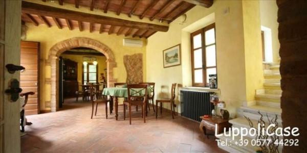 Villa in vendita a Sovicille, Con giardino, 270 mq - Foto 10