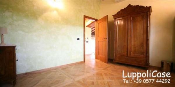 Villa in vendita a Sovicille, Con giardino, 270 mq - Foto 5