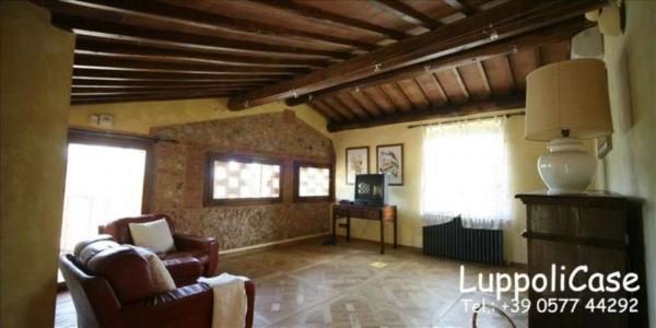 Villa in vendita a Sovicille, Con giardino, 270 mq - Foto 8