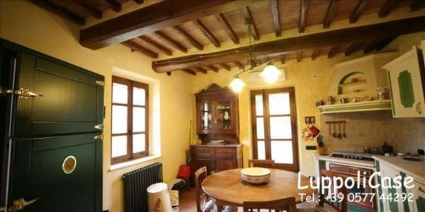 Villa in vendita a Sovicille, Con giardino, 270 mq - Foto 13