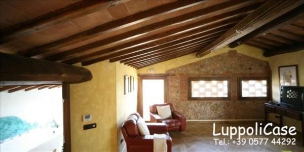Villa in vendita a Sovicille, Con giardino, 270 mq - Foto 7