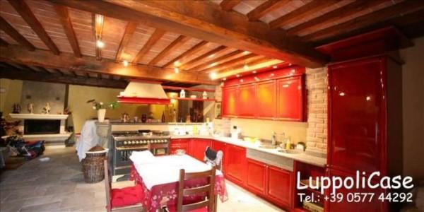Villa in vendita a Sovicille, Con giardino, 270 mq - Foto 3