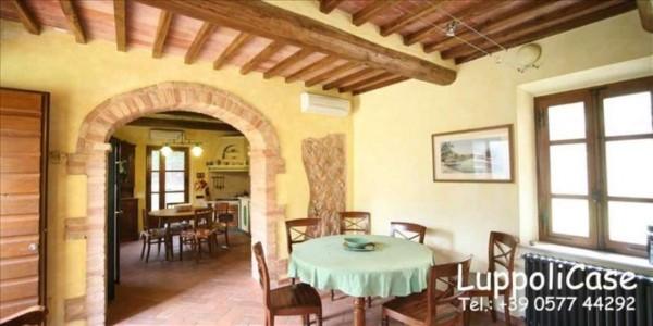Villa in vendita a Sovicille, Con giardino, 270 mq - Foto 11