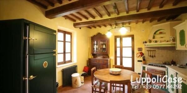 Villa in vendita a Sovicille, Con giardino, 270 mq - Foto 12