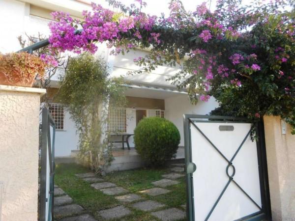 Villetta a schiera in vendita a Anzio, Lavinio Giornalisti, Con giardino, 60 mq
