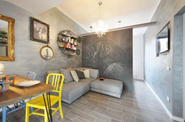 Appartamento in affitto a Milano, Isola, Arredato, con giardino, 45 mq