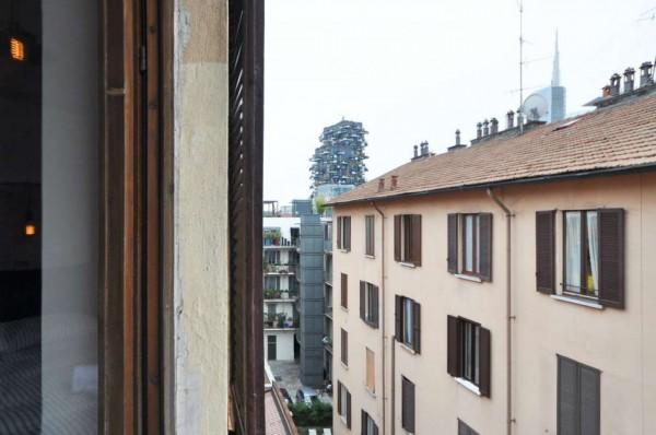 Appartamento in affitto a Milano, Isola, Arredato, con giardino, 45 mq - Foto 6