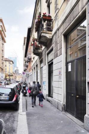 Appartamento in affitto a Milano, Isola, Arredato, con giardino, 45 mq - Foto 4