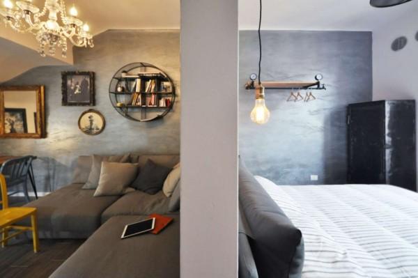 Appartamento in affitto a Milano, Isola, Arredato, con giardino, 45 mq - Foto 9