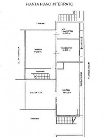 Villetta a schiera in vendita a Venaria Reale, Gallo Praile, Con giardino, 330 mq - Foto 5