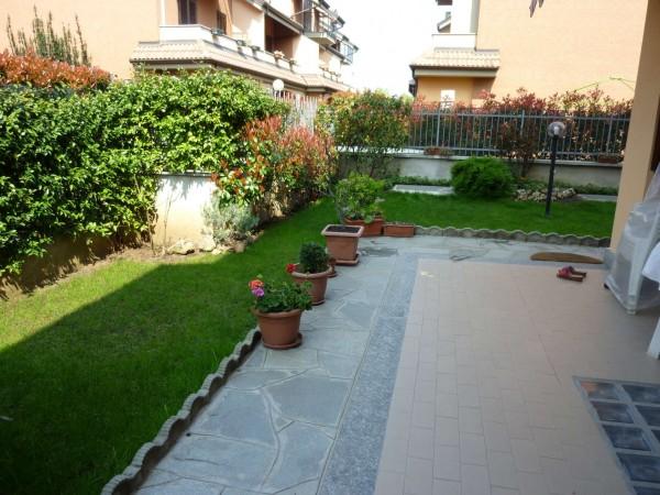 Villetta a schiera in vendita a Venaria Reale, Gallo Praile, Con giardino, 330 mq - Foto 33