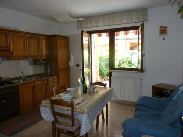 Villetta a schiera in vendita a Venaria Reale, Gallo Praile, Con giardino, 330 mq - Foto 26