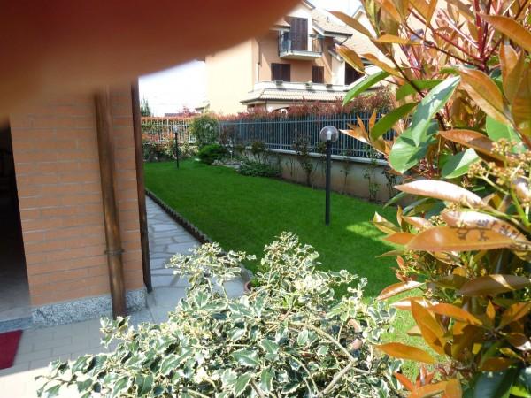 Villetta a schiera in vendita a Venaria Reale, Gallo Praile, Con giardino, 330 mq - Foto 35