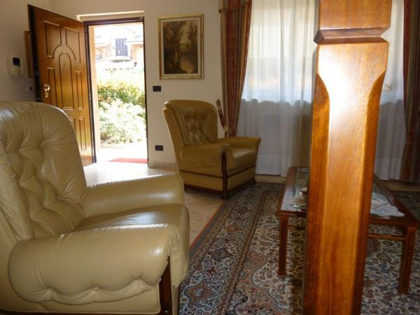 Villetta a schiera in vendita a Venaria Reale, Gallo Praile, Con giardino, 330 mq - Foto 27