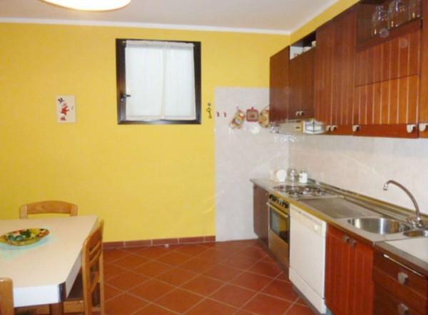 Villetta a schiera in vendita a Venaria Reale, Gallo Praile, Con giardino, 330 mq - Foto 6